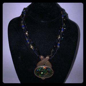 Chico's galaxy necklace